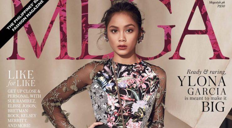 Ylona Garcia for Mega March 2017