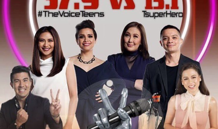 The Voice Teens pilot wins in TV ratings