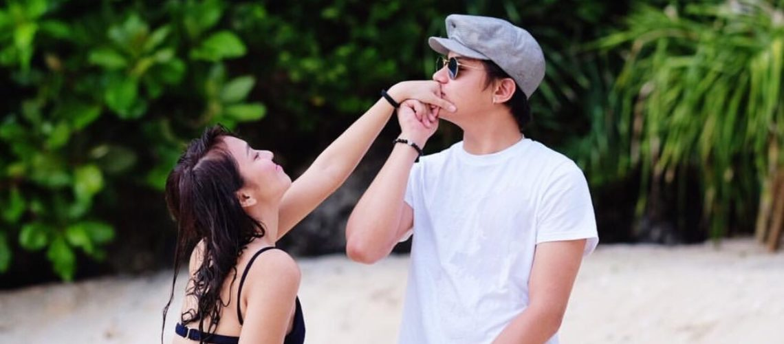 "Kathryn Bernardo refers to Daniel Padilla as her ""mister"""
