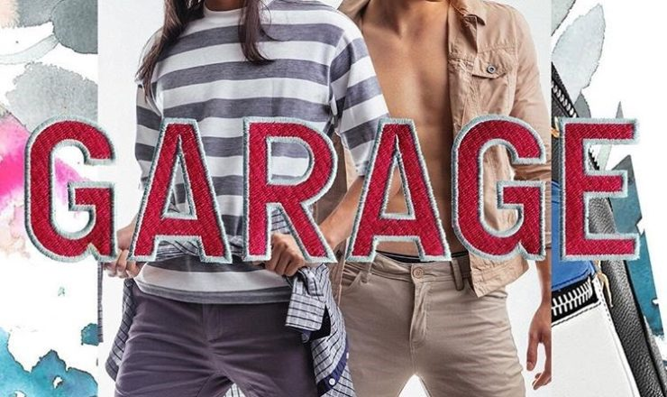 Tanner Mata, Tommy Esguerra for Garage June-July 2017