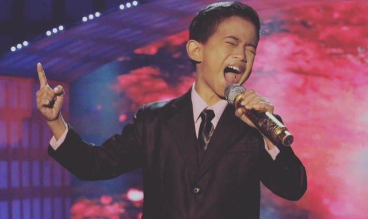 Jhon Clyd Talili wins Tawag ng Tanghalan Kids