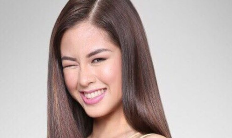 Kisses Delavin is the newest Palmolive girl