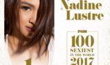 Nadine Lustre is FHM PH Sexiest