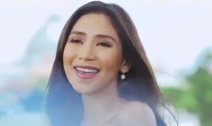 Sarah Geronimo – I Just Fall In Love Again Music Video