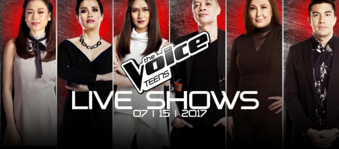 Jona and Mica make it to the Top 4 of The Voice Teens