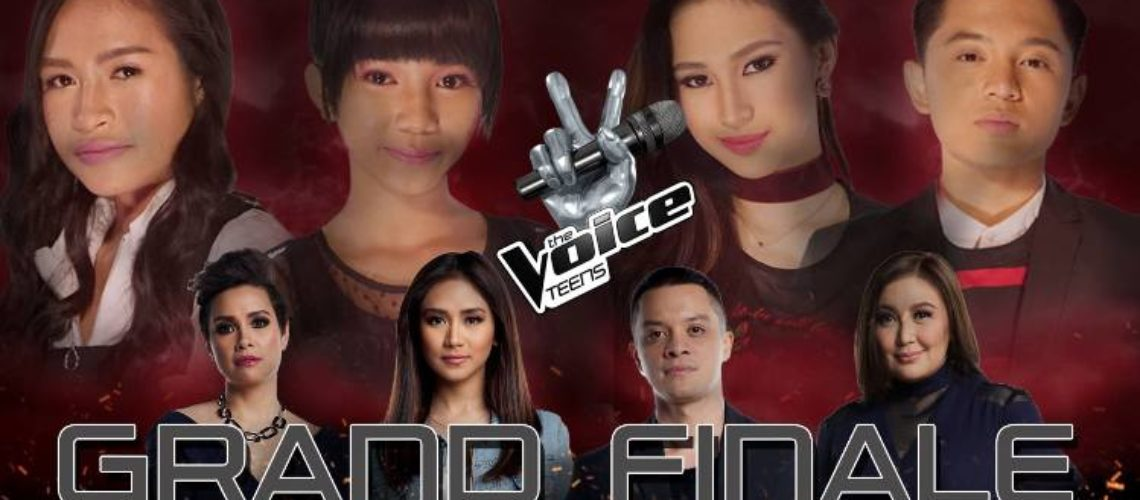Jona Soquite named The Voice Teens PH grand champion