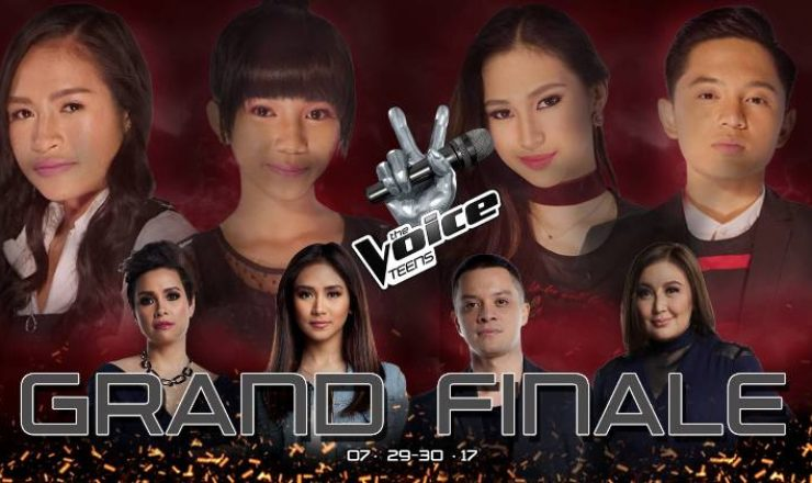 The Voice Teens top 4 wow with duet and upbeat performances #VoiceTeensFinals
