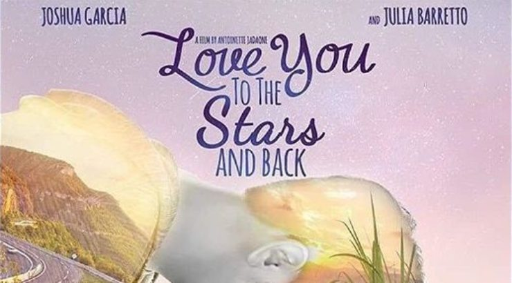 Love You To The Stars And Back – Poster