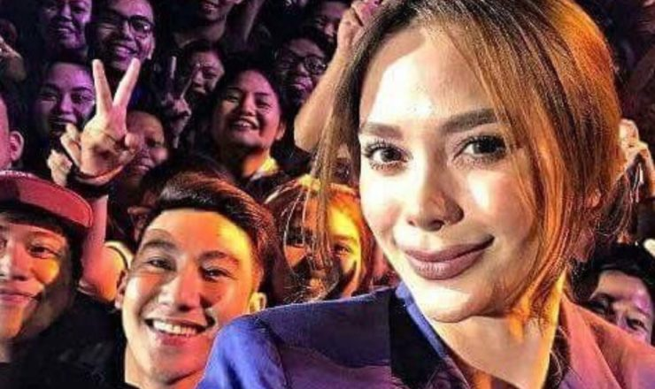 Check out new look of Arci Muñoz