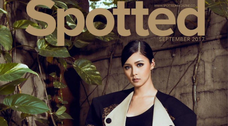 Kim Chiu for Spotted September 2017