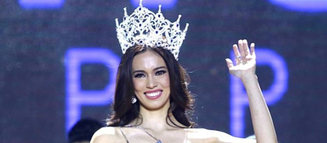 Miss World Philippines 2017 is Laura Lehmann
