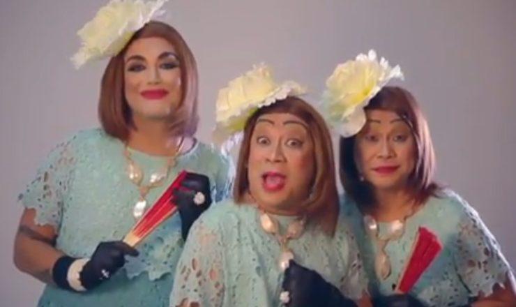 Nidora, Tidora and Tinidora star in The Lolas' Beautiful Show