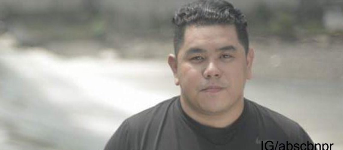 Jeff Canoy is new host of Red Alert