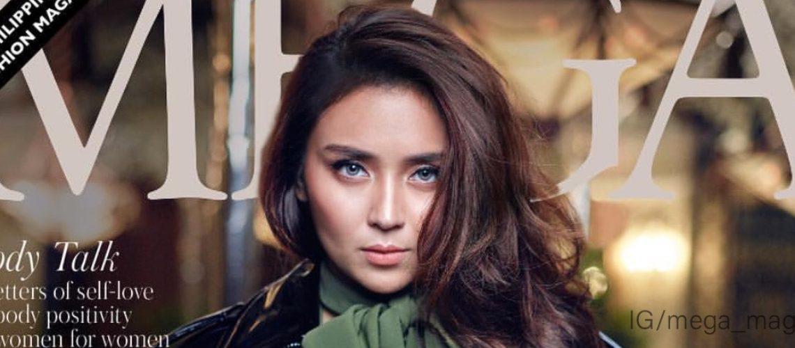 Kathryn Bernardo for Mega October 2017