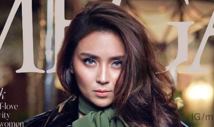Kathryn Bernardo for Mega October 2017