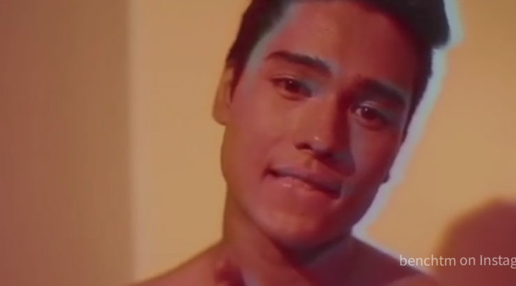 Marco Gumabao is sexy for Bench Under The Stars ad