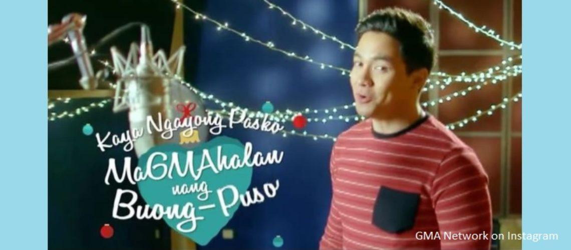 WATCH: GMA Christmas 2017 jingle MaGMAhalan nang Buong-Puso lyric video