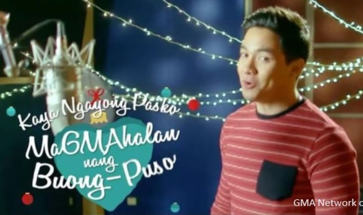 WATCH: GMA Christmas 2017 jingle MaGMAhalan nang Buong-Puso lyric video