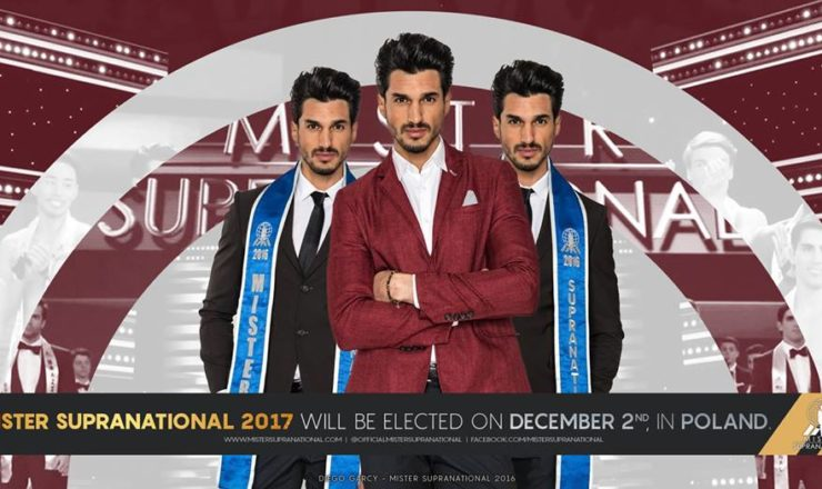 Mister Supranational 2017 to be held this December