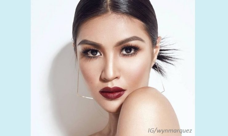 Winwyn Marquez makes the Top 3 of Reina Hispanoamericana 2017 NatCos competition
