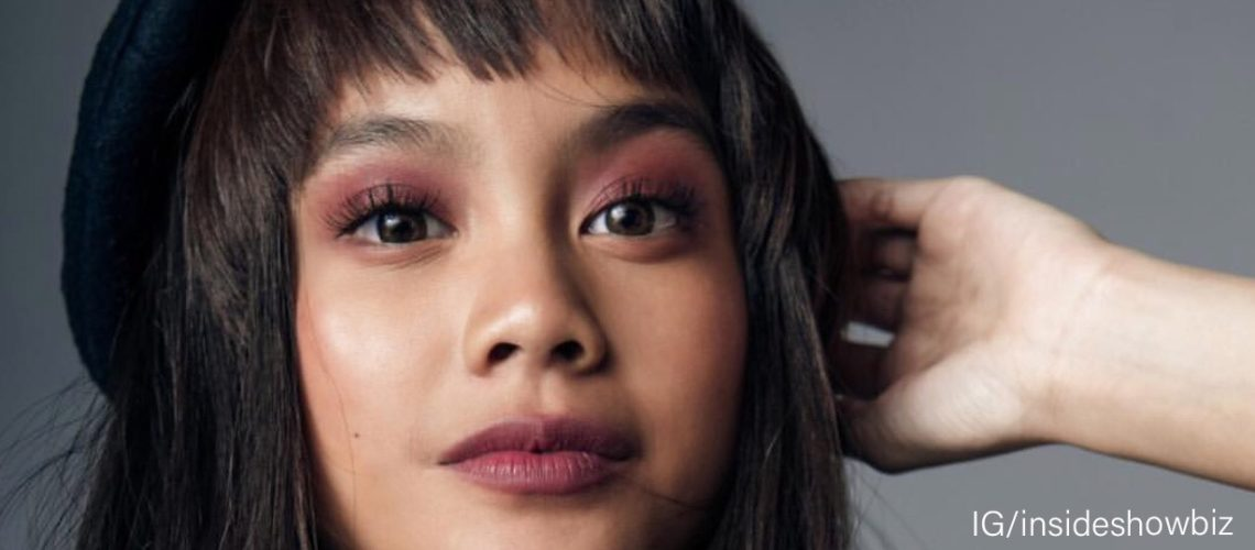 Ylona Garcia for Inside Showbiz Weekly