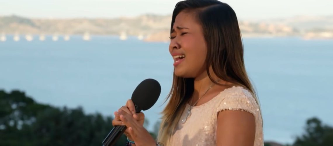 Alisah Bonaobra's X Factor journey ends