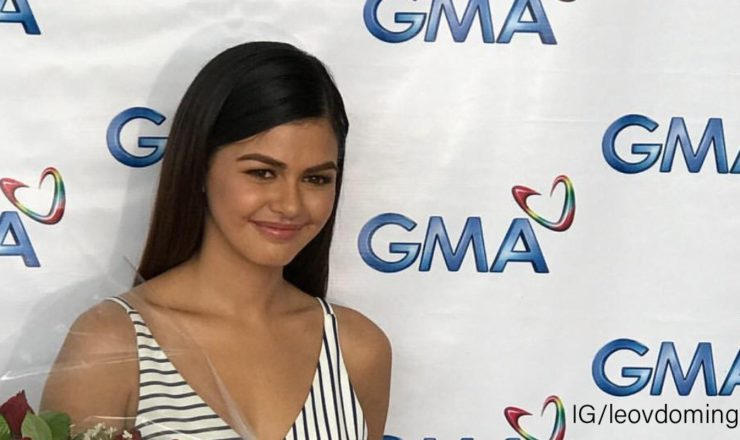 Janine Gutierrez renews contract with GMA-7