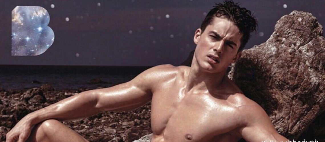 Pietro Boselli for Bench's Under The Stars anniversay show