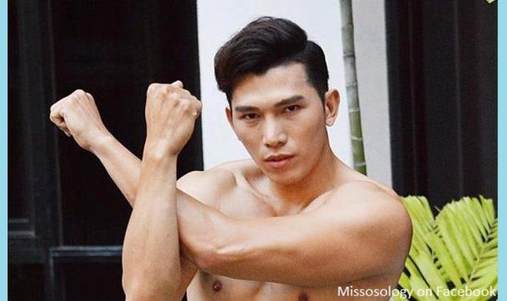 Manhunt International 2017 is Vietnam