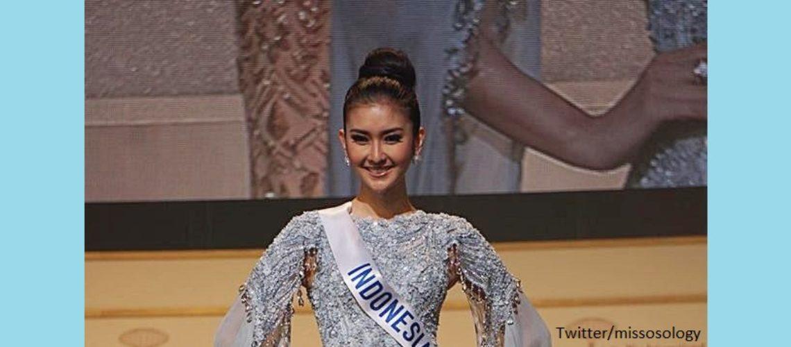 Miss International 2017 winner is Kevin Lilliana from Indonesia