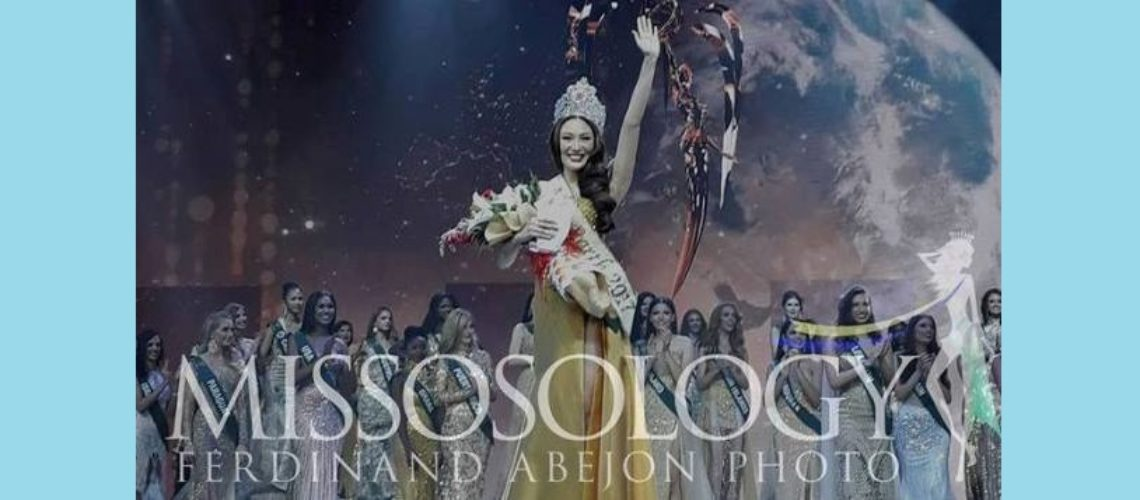 Philippines wins Miss Earth 2017