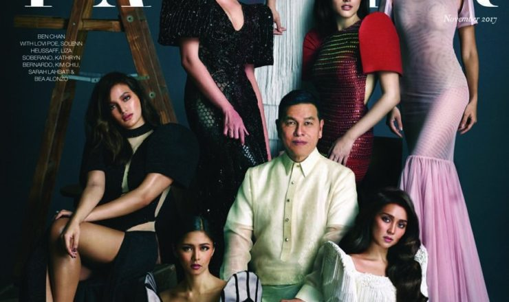 Bench celebrates 30th anniversary with special edition of Philippine Tatler Nov. 2017