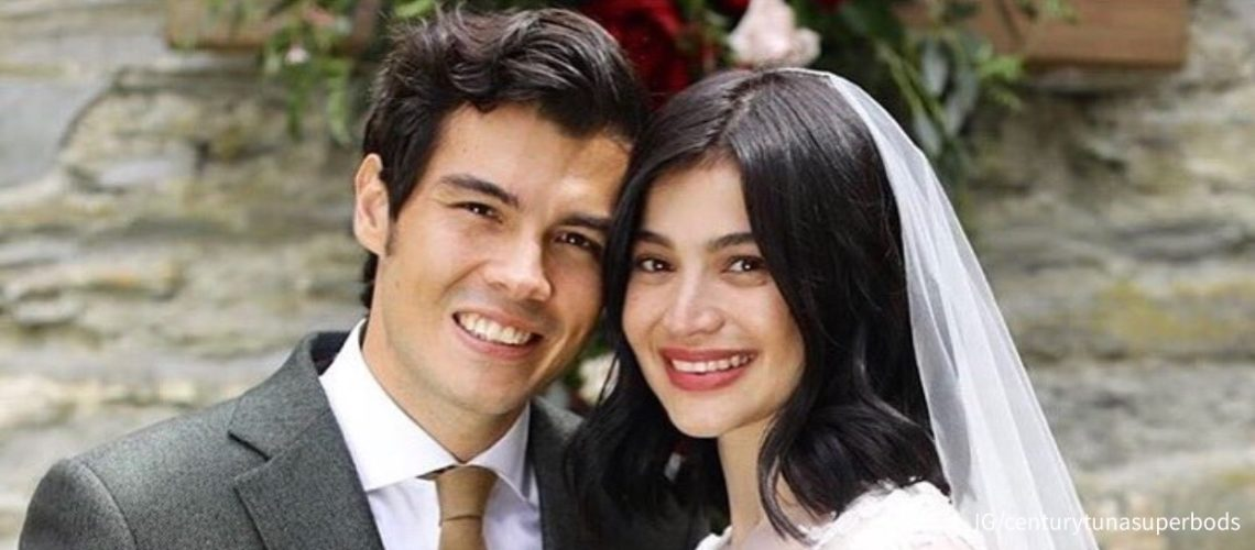 Anne Curtis and Erwan Heussaff get married