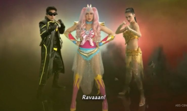 WATCH: Gandarrapiddo: The Revenger Squad Official Teaser