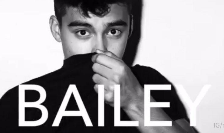 Bailey May makes it as Now United member
