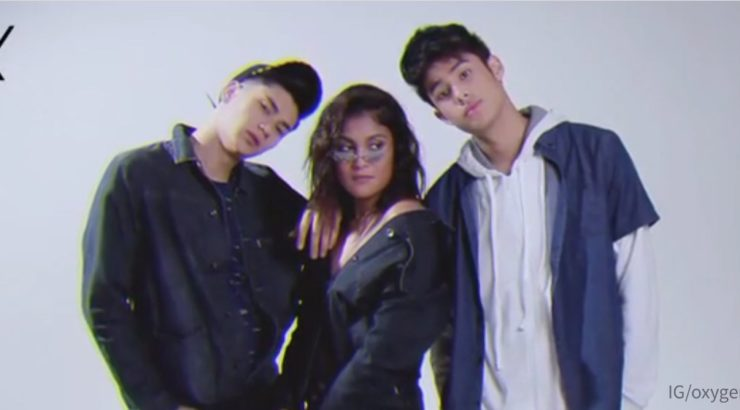 Donny Pangilinan, Kiana Valenciano among new faces of Oxygen