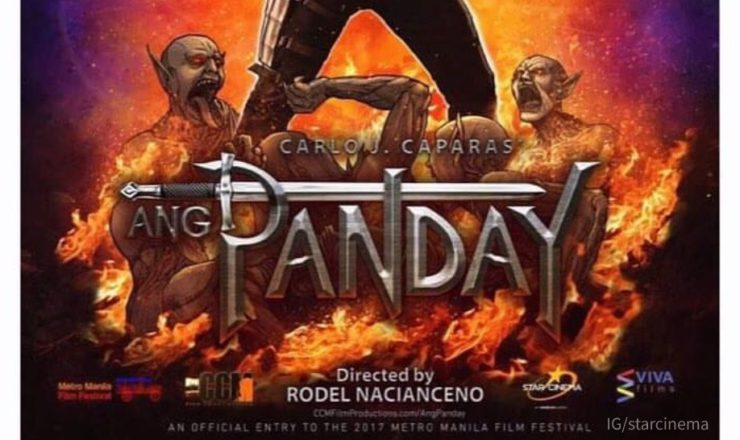 Ang Panday – Official Poster