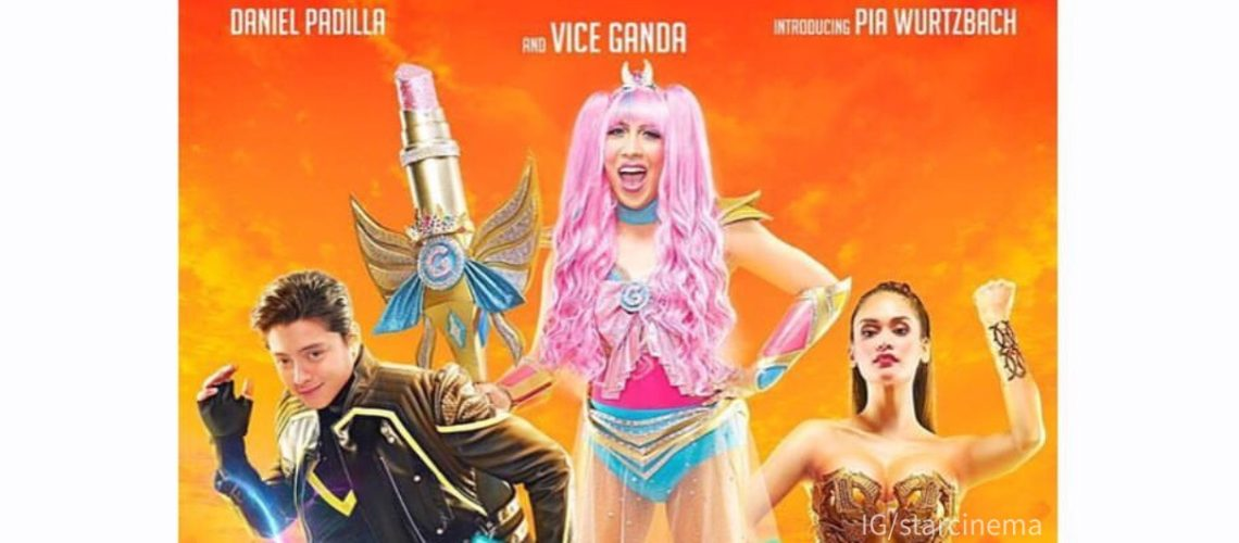 Gandarrapiddo: The Revenger Squad – Official Poster