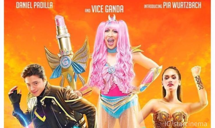 Gandarrapiddo: The Revenger Squad – Official Poster