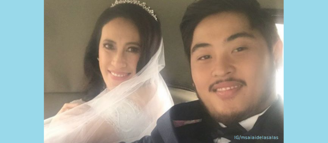 Ai Ai delas Alas and Gerald Sibayan get married