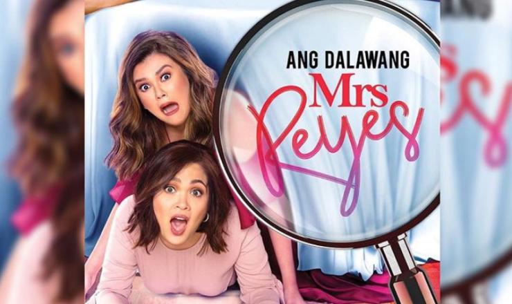 Ang Dalawang Mrs. Reyes starring Judy Ann Santos, Angelica Panganiban – Poster and Teaser