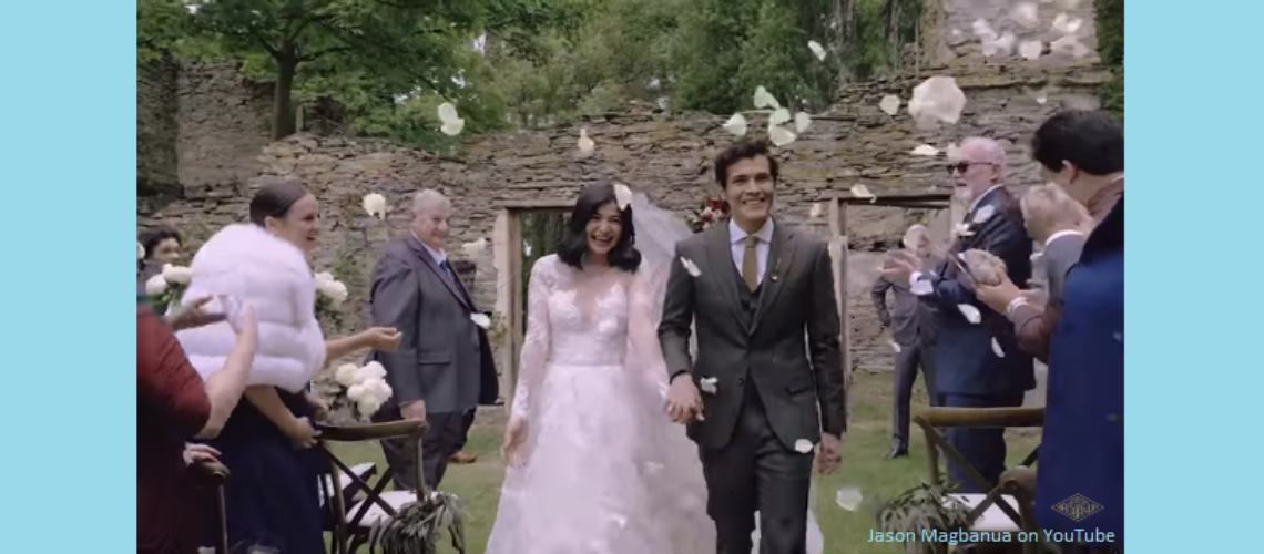 WATCH: Anne Curtis and Erwan Heussaff wedding video by Jason Magbanua