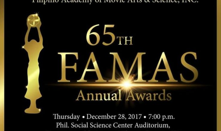 Daniel Padilla named FAMAS 2017 Best Actor for 'Barcelona'