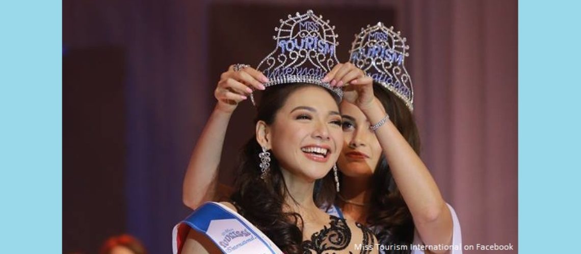 Miss Tourism International 2017/18 is Jannie Alipo-on from Philippines