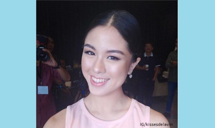 Kisses Delavin now working with acting coach for Play House role