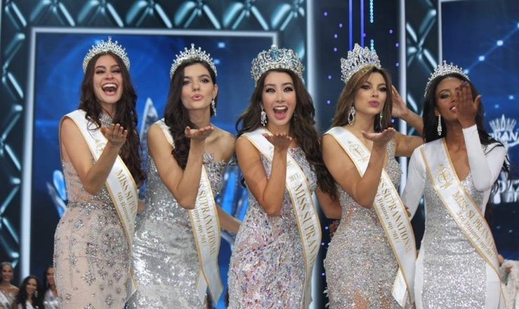 Korea wins Miss Supranational 2017