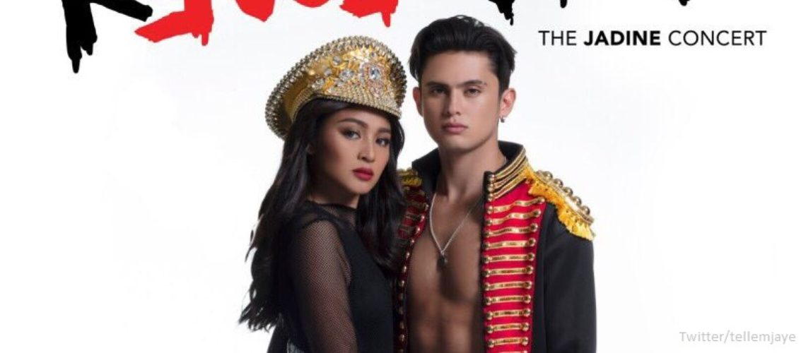 James Reid and Nadine Lustre to hold concert in February