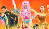 The Revenger Squad microsite launched