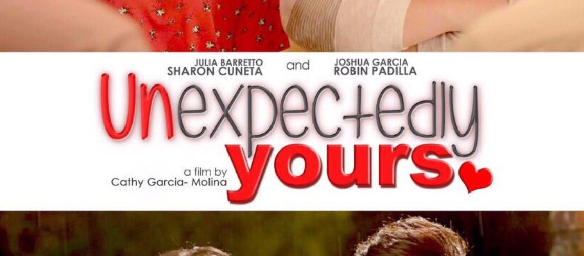 Unexpectedly Yours makes P100-M as of December 4