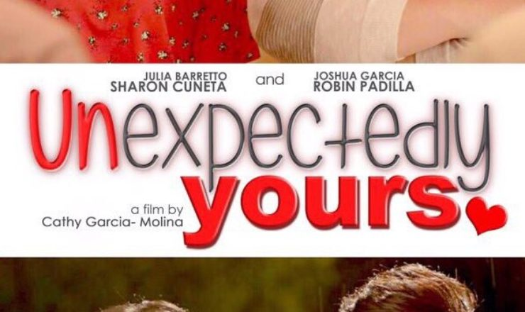 Unexpectedly Yours earns P50-M as of December 1
